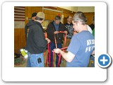 Rescue Knot Tying Training